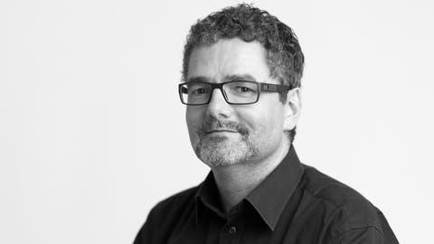 Christian Kamm, Ressortleiter Thurgau, Thurgauer Zeitung. (Bild: Urs Jaudas)