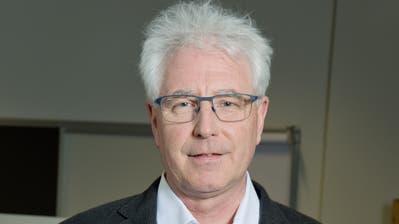 Peter Gautschi, Leiter des Instituts für Geschichtsdidaktik und Erinnerungskulturen an der PH Luzern. (Bild: Eveline Beerkircher)