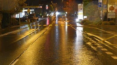 In diesem Bereich ereignete sich der Unfall in Neuenkirch. (Bild: Luzerner Polizei)
