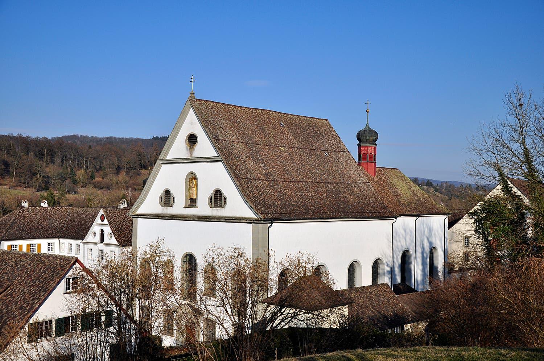 Kloster St. Katharinental, Diessenhofen. (Bild: Andreas Faessler)