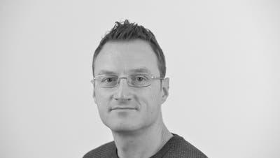 Roger Berhalter, Redaktor Stadtredaktion St. Gallen