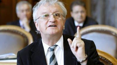 Rolf Buettiker (Bild: Keystone)