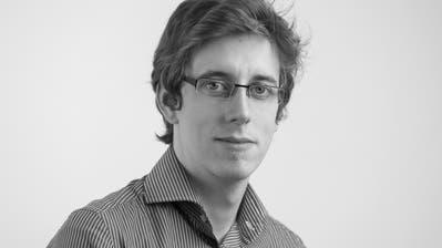 Adrian Vögele, Redaktor Ressort Ostschweiz (Bild: Ralph Ribi)
