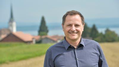 Hans Feuz kandidiert erneut als Gemeindepräsident von Altnau. (Bild: Donato Caspari)
