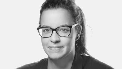 Lena Berger, Regionalleiterin der «Zentralschweiz am Sonntag» (Bild: Dominik Wunderli)