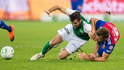 FCSGmit Heimpleite gegen Basel