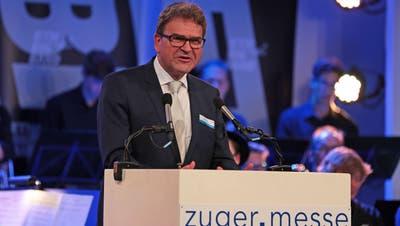 Beat Villiger. (Bild: Roger Zbinden (Zug, 21. Oktober 2017))