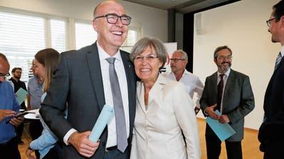 Zuger Regierungsratswahlen: Die Linke schafft den Sprung nicht – Beat Villiger wiedergewählt