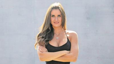 Personal-Trainerin Jessica Gismondi tritt bei «Ninja Warrior Switzerland» an. Genauso wie der Sportcoach Kevin Waller, ebenfalls aus Luzern. (Bild: PD)