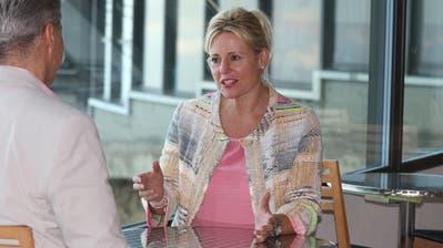 Der Stiftungsrat mit Präsidentin Brigitte Breisacher unterstützt auch humanitäre Projekte. (Bild: PD)