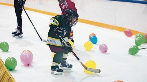 St.Galler Hockeyvereinesind ohne Nachwuchssorgen