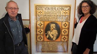 Das Erbe des grimmigen Ritters Molliim Rheinstädtchen Diessenhofen