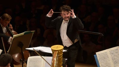 James Gaffigan, hier bei einem Auftritt am letzten Lucerne Festival Sommer. (Bild:Peter Fischli / Lucerne Festival)