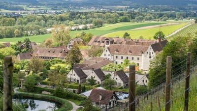 Das Kunstmuseum Thurgau ist in den historischen Gebäuden der Kartause Ittingen eingemietet. (Bild: Reto Martin)