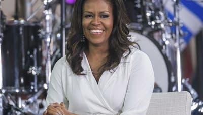 Michelle Obamas Memoiren werden aus dem Stand zum Bestseller