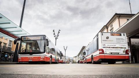 Kurze Fahrt zum halben Preis: Vorstoss fordert Kurzstreckenbillette für Frauenfelder Stadtbus