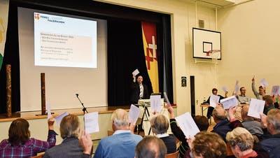 Die Tobler Stimmberechtigten bekennen sich klar zum Dorfmarkt