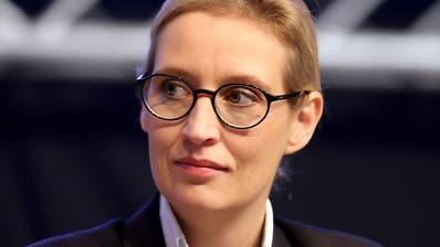 AfD-Spendenaffäre um Alice Weidel spitzt sich zu