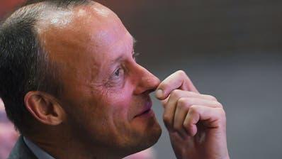 Friedrich Merz ist Punktsieger der ersten CDU-Regionalkonferenz