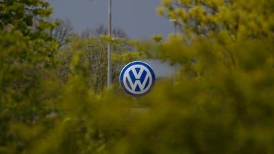 Volkswagen rechnet in China mit anhaltender Marktschwäche
