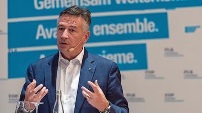 Nidwaldner Bundesratskandidat Hans Wicki: «Ich muss beim Französisch aufholen»