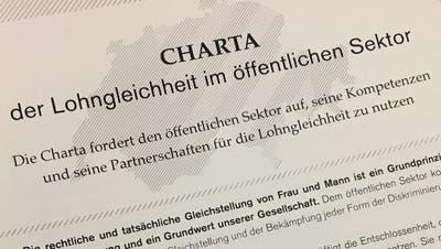 Die Charta der Lohngleichheit im öffentlichen Sektor wird von Kreuzlingen nicht unterschrieben. (Bild: Urs Brüschweiler)