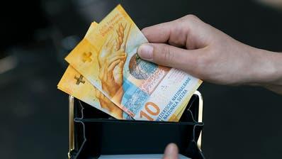 Teuerung in der Schweiz frisst Lohnerhöhung weg