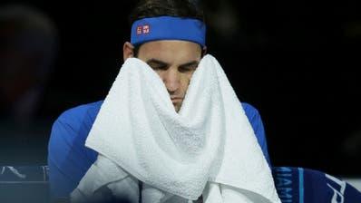 Roger Federer scheitert im Halbfinal