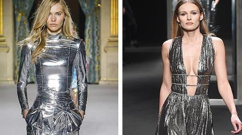 Galaktisches in Silber: Willkommen im Mode-Weltraum