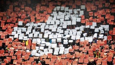 Rot-Weiss dominiert am Länderspiel in Luzern