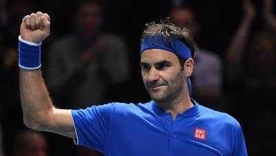 Roger Federer: «Ich bin stolz, mit 37 noch so konkurrenzfähig zu sein»