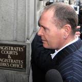 Paul Gascoigne wegen sexueller Belästigung angeklagt