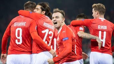 Wie geht es weiter mit der Schweizer Nationalmannschaft? (Bild: Keystone)