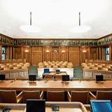 Erste Sitzung der Verfassungskommission
