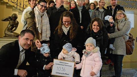 Referendum geglückt: 1096 Frauenfelder haben gegen den Twerenbold-Busterminal unterschrieben