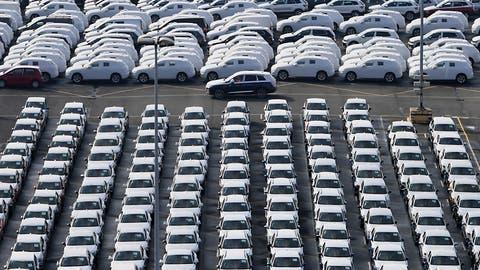Deutsche Wirtschaft schrumpfte im Sommer etwas