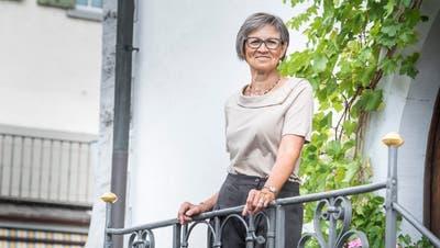 Elsi Bärlocher, Präsidentin des Weinfelder Gemeindeparlaments, lädt die Bevölkerung zum offenen Gespräch ein. (Bild: Andrea Stalder)