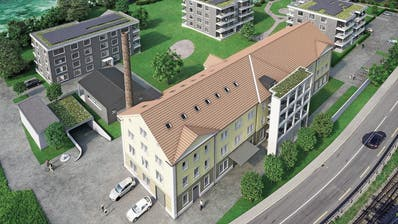 Neue Lofts statt Altlasten am Rorschacherberger Seeufer