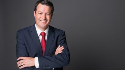 Kandidat Daniel Bühr. (Bild: PD)
