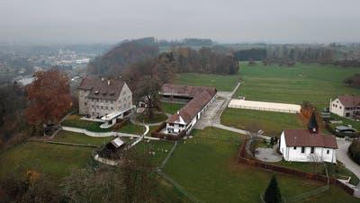 Für mindestens 16 Millionen Franken: Altes Schloss bei Hohentannen im Thurgau steht zum Verkauf