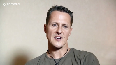 Kurz vor schwerem Unfall aufgenommen: Ungezeigtes Interview mit Michael Schumacher aufgetaucht