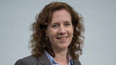 Wird neue Sozialvorsteherin von Greppen: Judith Lang. (Bild: Pius Amrein (Greppen 14. November 2018))