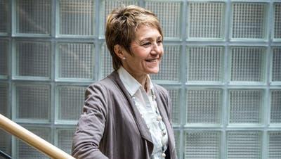 Sabina Peter-Köstli, Geschäftsführerin vonBenevol und Politikerin. (Bild: Andrea Stalder)