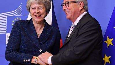 Brexit-Sondergipfel kommt - EU und May wollen Scheidung besiegeln