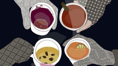 Nelken, Zimt, zum Wohl! - Eine Runde auf dem Weihnachtsmarkt mit Glühwein, Grog und Co.