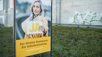Schweizer Volk verwirft beide Initiativen