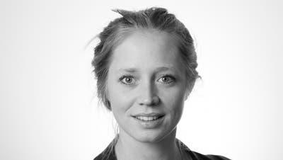 Anna Wanner, Co-Leiterin Bundeshaus CH Media.
