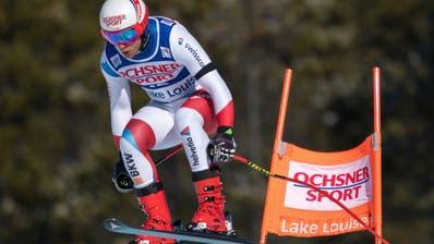 Zweiter Weltcup-Podestplatz für Mauro Caviezel - Sieg von Jansrud