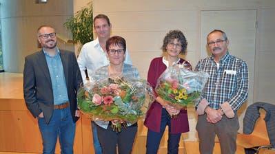 Ursula Klaus ist die erste Gemeindepräsidentin von Affeltrangen