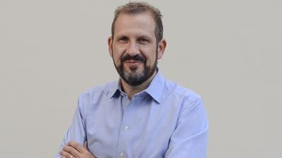 Schriftsteller, Kolumnist und Sprecher des Bistums Chur: Giuseppe Gracia.